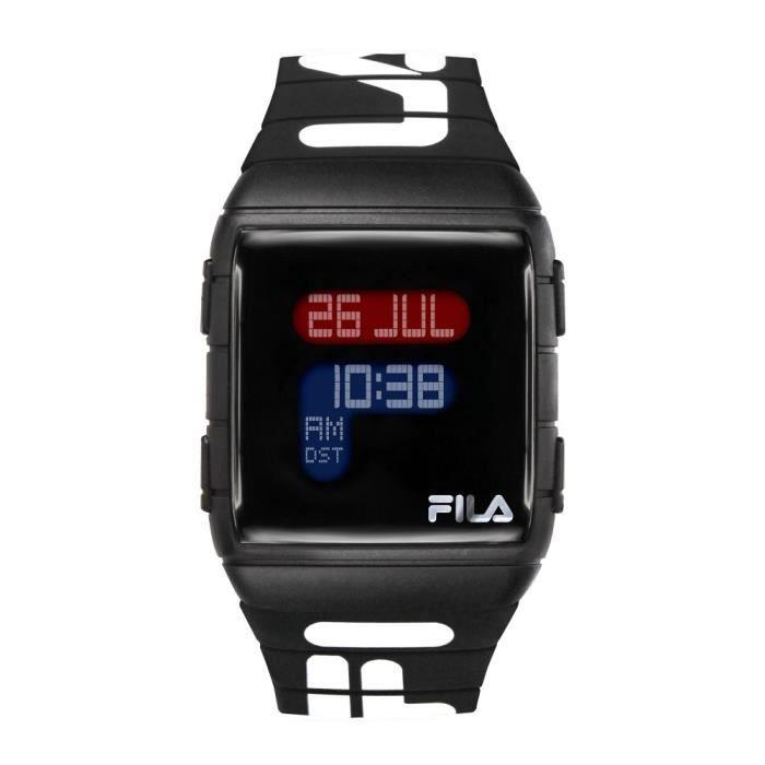 Montre FILA digital cadran noir - 38-105-006 Noir
