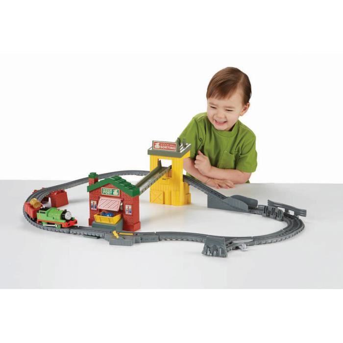 Circuit de train Thomas et ses amis : Coffret tri et échange aille Unique Coloris Unique