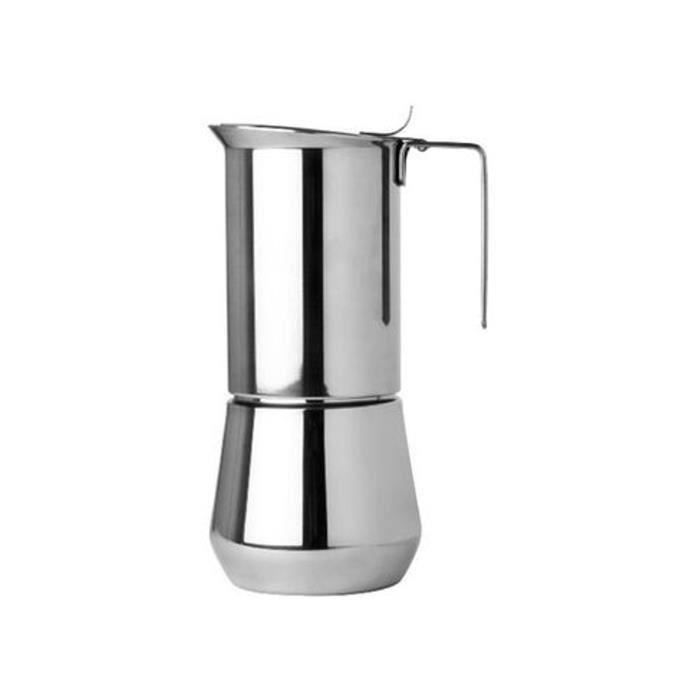 Ilsa Cafetière « Turbo Express » inox 6 tasses