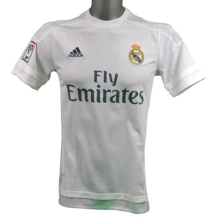 Maillot domicile Real Madrid 2015/2016 Ronaldo