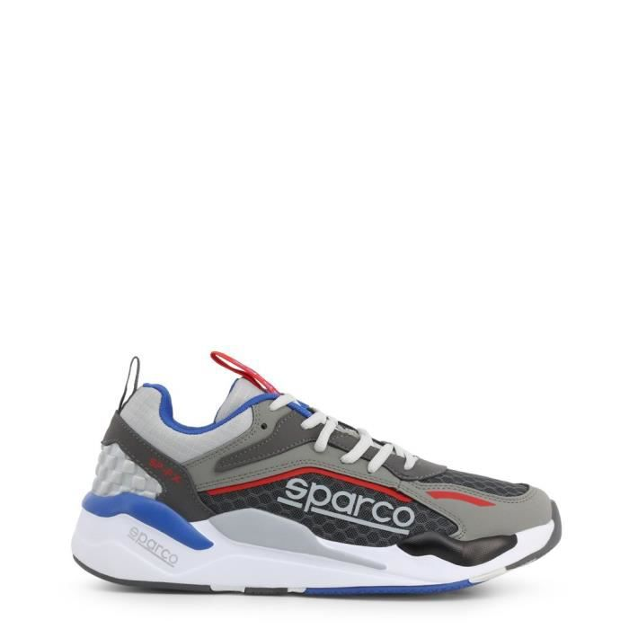 Sneakers SPARCO SP-FX GRIS-BLANC