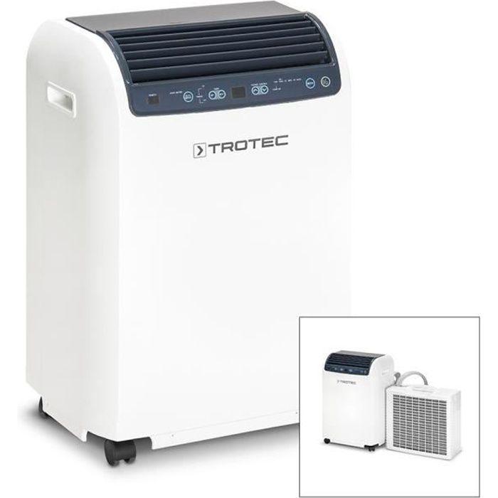 Climatiseur split mobile Trotec 4600 pour 48m² max
