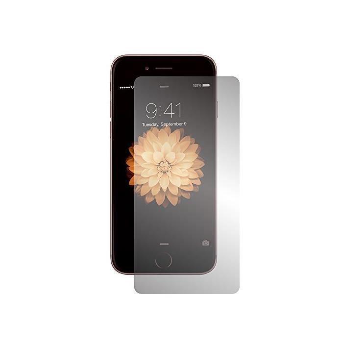 URBAN FACTORY Verre trempé pour iPhone 6 - 6S
