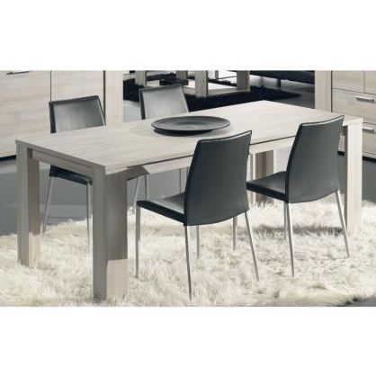 Table de salle manger soraya achat vente table for Table salle a manger recup