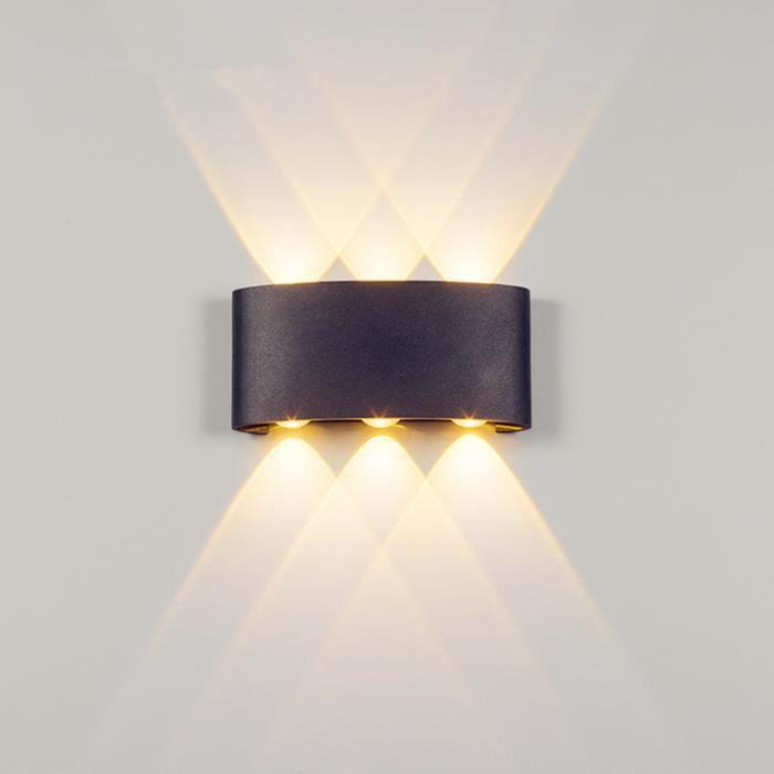 APPLIQUE  Oomom Applique Murale Intérieur Extérieur LED Mode