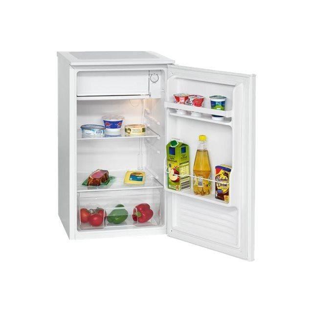RÉFRIGÉRATEUR CLASSIQUE Bomann KS 2261 Réfrigérateur avec compartiment fre