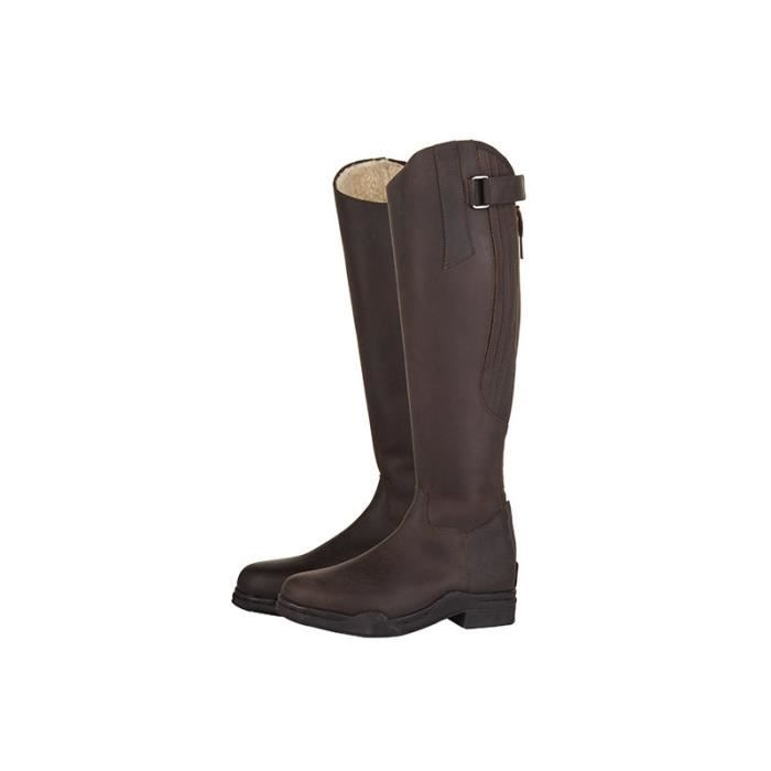 Bottes Country Artic 40 (L 38cm H 45.5cm) Marron
