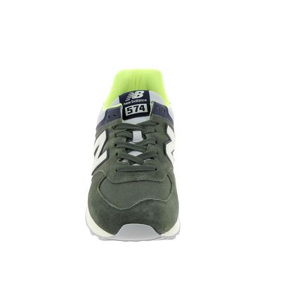 New Kaki Basket H Ml574 Mode Sneakers Balance Ba70q
