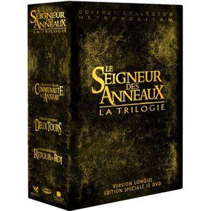 DVD FILM DVD Coffret Le Seigneur des Anneaux - La trilogie