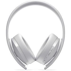 PACK ACCESSOIRE Casque Sans Fil Gold White Sony Virtual Surround S