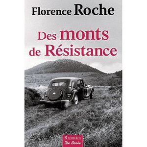 LITTÉRATURE FRANCAISE Des Monts de Résistance