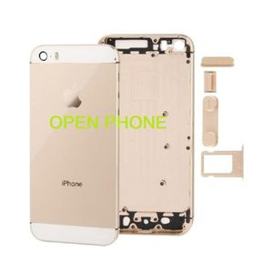 chassis coque arriere pour iphone 5s or outils off