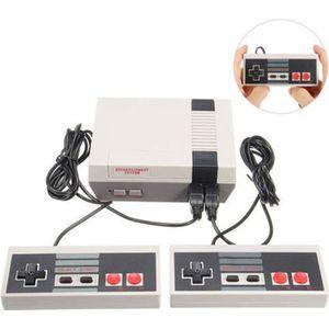 JEU CONSOLE RÉTRO Console de jeu Mini Vidéo Pour Nes Jeux avec 620 J