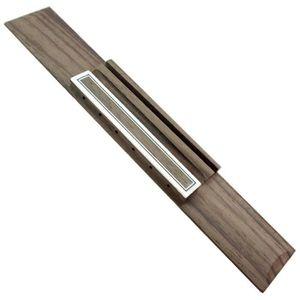 GUITARE CHEVALET pont de guitare en bois de rosewood pour