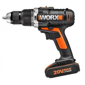 WORX wx392.9/ /marteau 4/fonctions 2,2j 20/V S//Bat