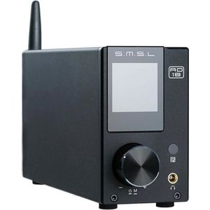 AMPLIFICATEUR HIFI SMSL AD18 Hifi Amplificateur FDA NFC Bluetooth sor
