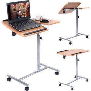 HOUSSE TABLETTE TACTILE Table pour ordinateur portable réglable Table de l