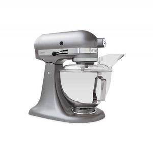 ROBOT DE CUISINE KitchenAid 5KSM45ESL Robot pâtissier, Silver