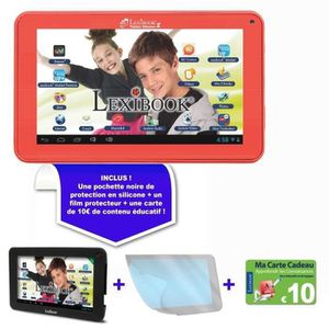 "TABLETTE ENFANT LEXIBOOK Tablette Tactile Enfant Master 2 7"" MFC15"