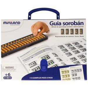 ACCESSOIRE MULTI-JEUX Miniland 95084 Set Guide D'apprentissage Pour Soro