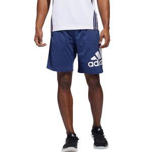 Adidas 4 KRFT Sport 3 à Rayures Homme Formation Short-Gris