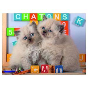 PUZZLE Puzzle 150 pièces : Chatons