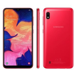 SMARTPHONE Smartphone Samsung Galaxy A10 Rouge