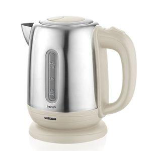 BOUILLOIRE ÉLECTRIQUE Senya bouilloire électrique Inox Little Tea, bouil