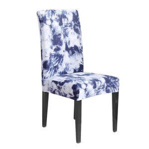 Jiyaru /Élastique Housse de Chaise de Bureau Housses de Fauteuil Extensibles Confortable Bleu Clair