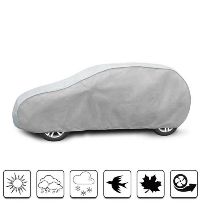 Housse de protection carrosserie auto extérieur Bmw serie 1 (E81) - Bâche voiture pour Bmw serie 1 (E81)