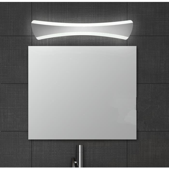 14W Étanche LED Miroir lumière 42cm Salle De Bains Luminaires Acrylique Pour Salle De Bain