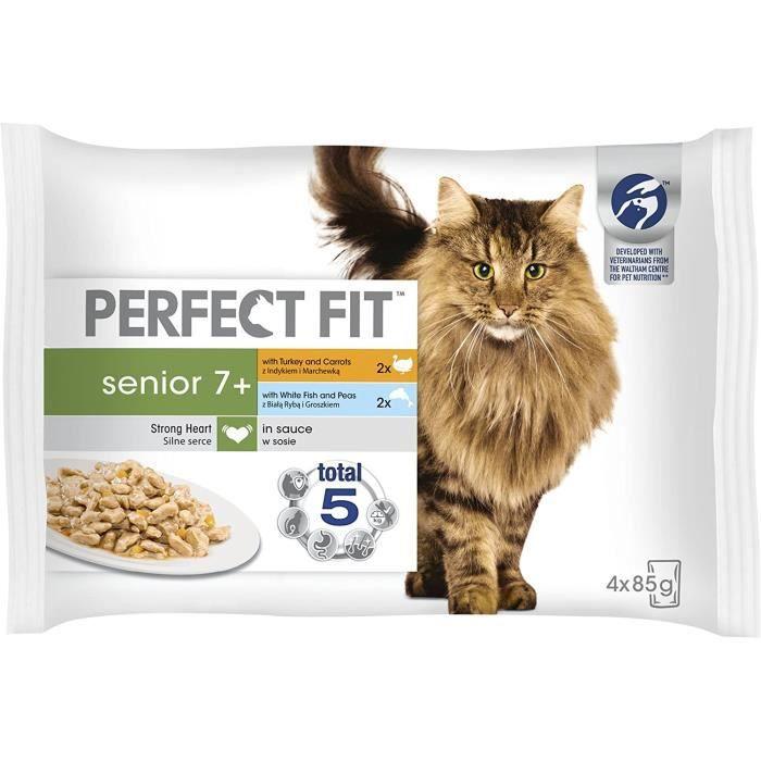 Nourriture pour chats PERFECT FIT Sac pour Chat 85 g 39128