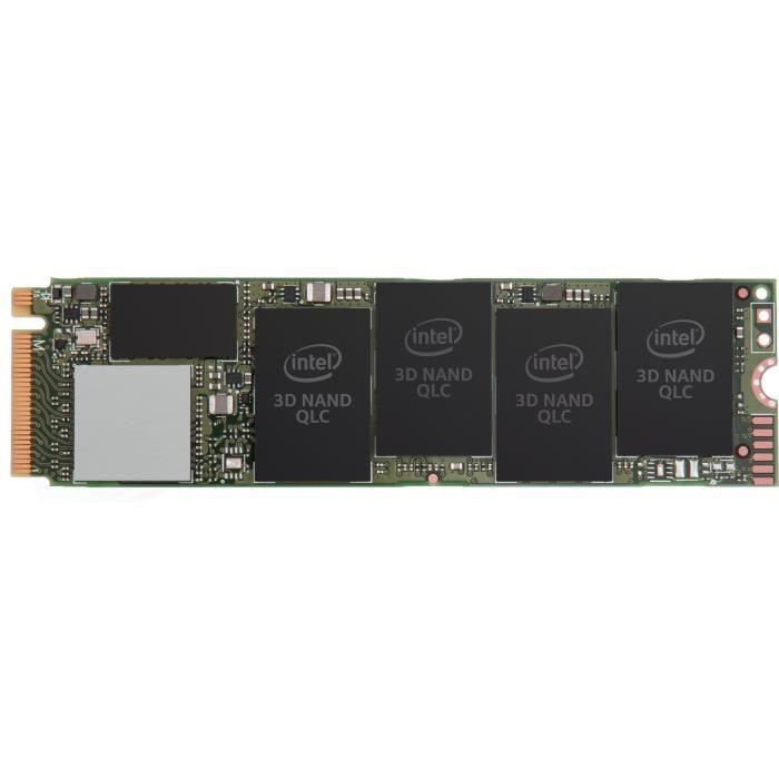 Intel Disque Ssd Interne 660p 2 048Go M.2 (Ssdpeknw020t8x1)