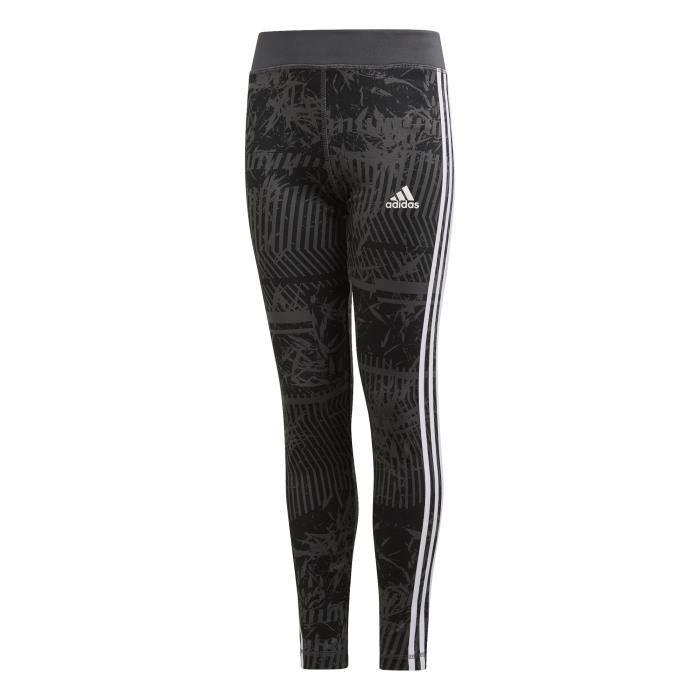 Adidas Performance Legging fille adidas Training Equipment 3-Stripes