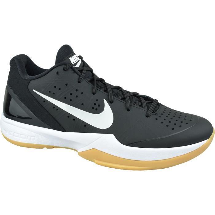 Nike Air Zoom Hyperattack 881485-001 chaussures de squash pour homme Noir