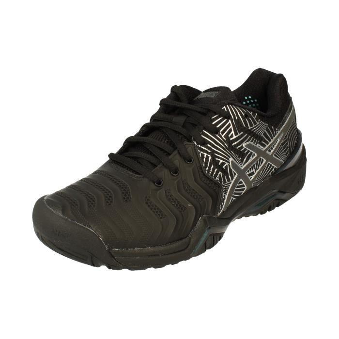 Asics Gel-Resolution 7 L.E. Femme Tennis Chaussures 1042A092 Trainers 001