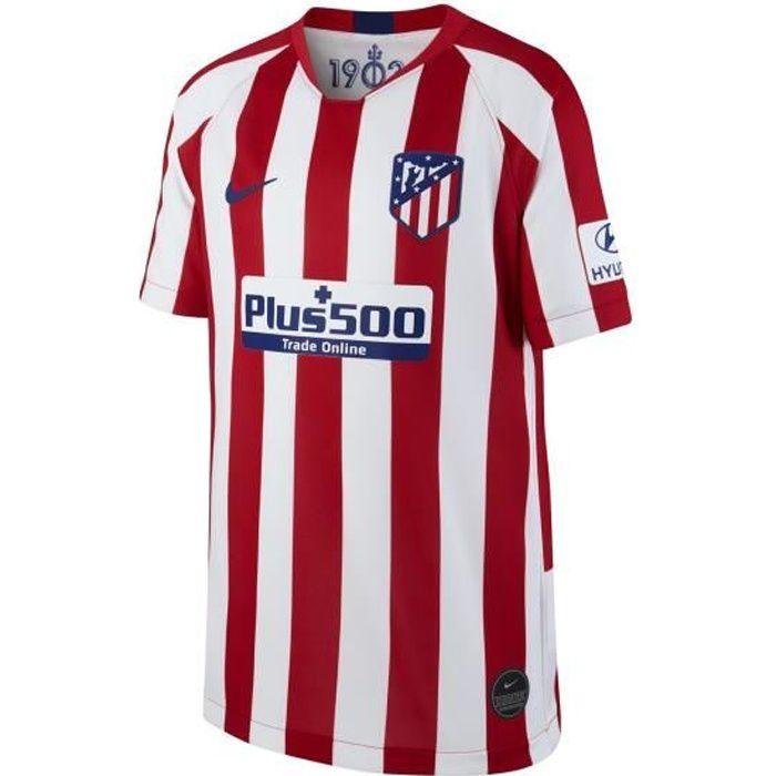 Maillot Atlético Madrid Domicile 2019/20 Junior 100 % Polyester Recyclé
