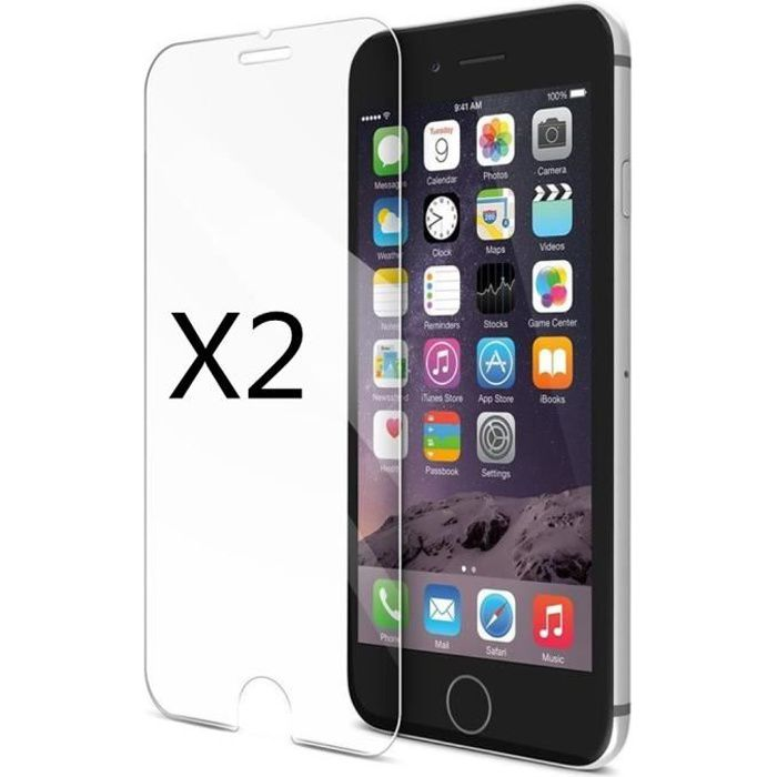 film prot ge ecran verre tremp iphone 6 plus achat film protect t l phone pas cher avis et. Black Bedroom Furniture Sets. Home Design Ideas