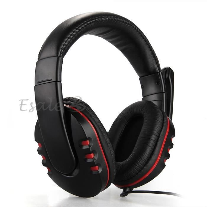 5en1 casque couteur oreillette st r o headset audio. Black Bedroom Furniture Sets. Home Design Ideas
