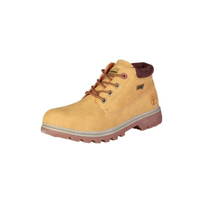 Carrera Jeans - Boots / bottines basses Chukka - Camel P,46 Marron