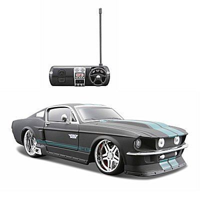 radio command ford mustang gt echelle 1 24 achat. Black Bedroom Furniture Sets. Home Design Ideas