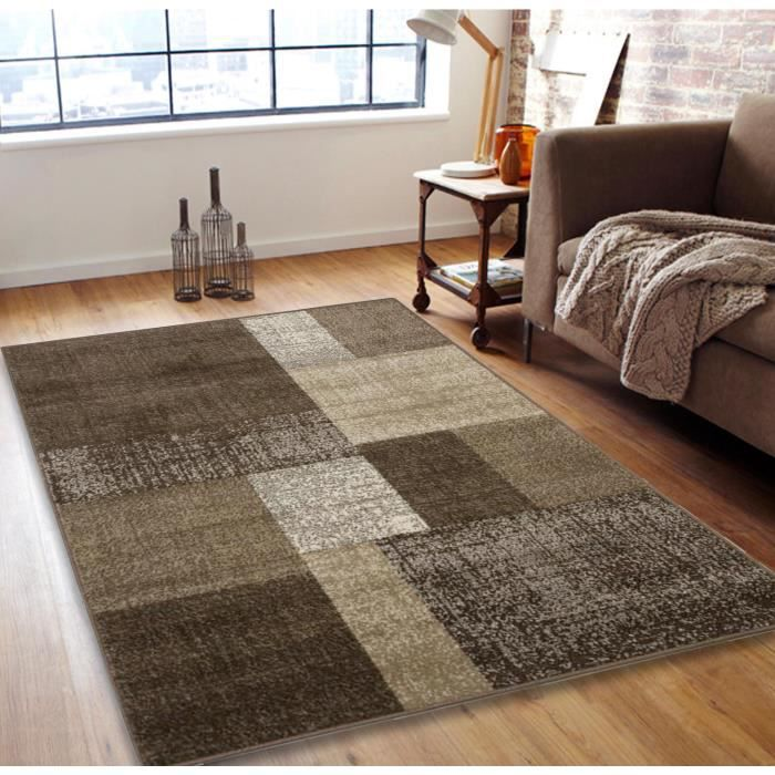 casa patch tapis 120x170 beige 25217377 monbe achat vente tapis cdiscount. Black Bedroom Furniture Sets. Home Design Ideas