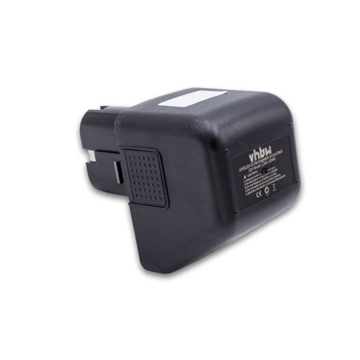 Batterie 3000mAh pour Gesipa 70291510061 Würth