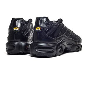 baskets nike tn noir