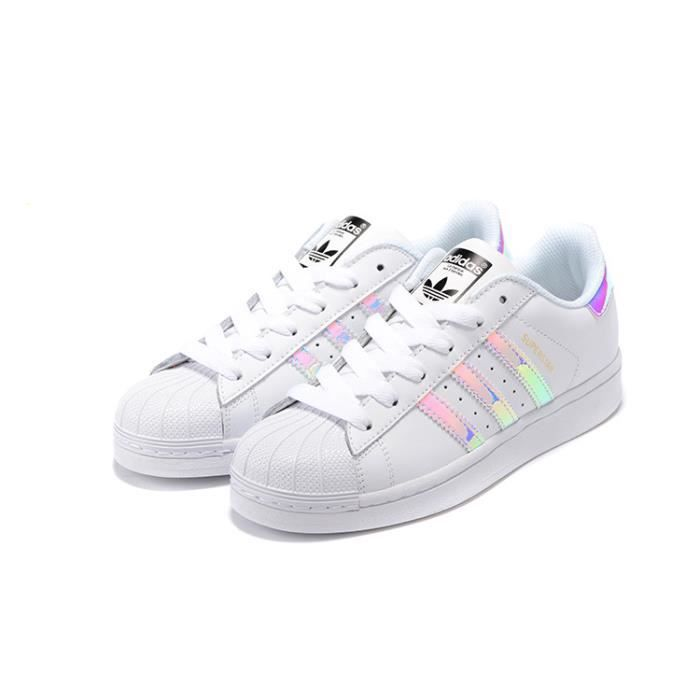 Adidas Superstar Junior Chaussure, Baskets -AQ6278