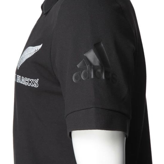 polo all blacks homme adidas
