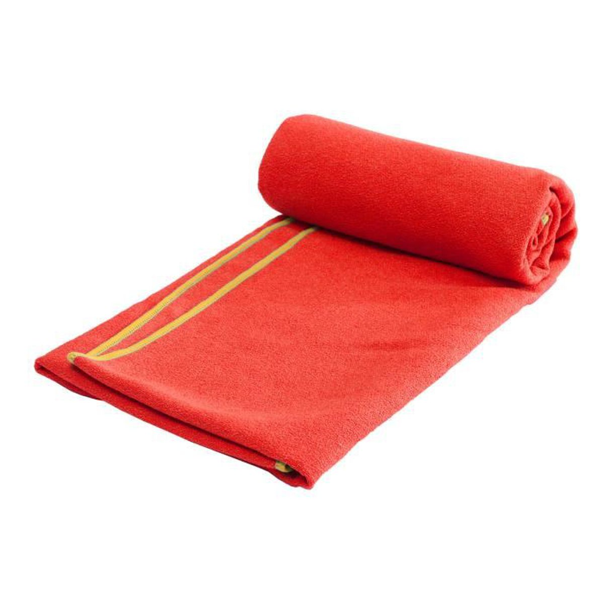 yoga serviettes microfibre de fitness tapis de sport rouge prix pas cher cdiscount. Black Bedroom Furniture Sets. Home Design Ideas