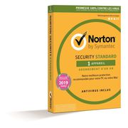ANTIVIRUS Norton Security 2017 Standard (1 appareil / 1 an)