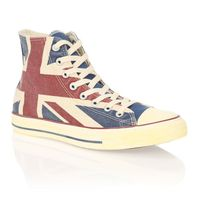 CONVERSE Baskets Ctas Union Jack Homme