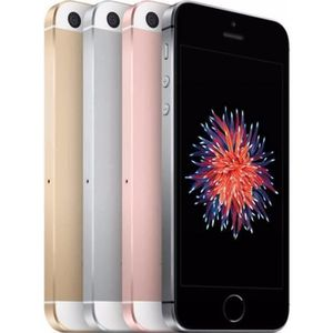 SMARTPHONE iPhone SE 64 Go Or Reconditionné - Comme Neuf